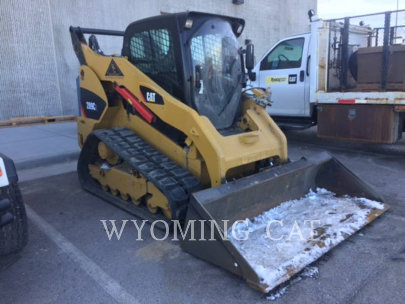 CATERPILLAR CHARGEURS COMPACTS RIGIDES 289C2 equipment  photo 5