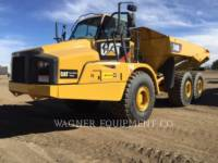 Equipment photo CATERPILLAR 740B KNICKGELENKTE MULDENKIPPER 1