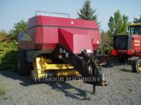 NEW HOLLAND LTD. MACCHINE AGRICOLE DA FIENO BB960A equipment  photo 2
