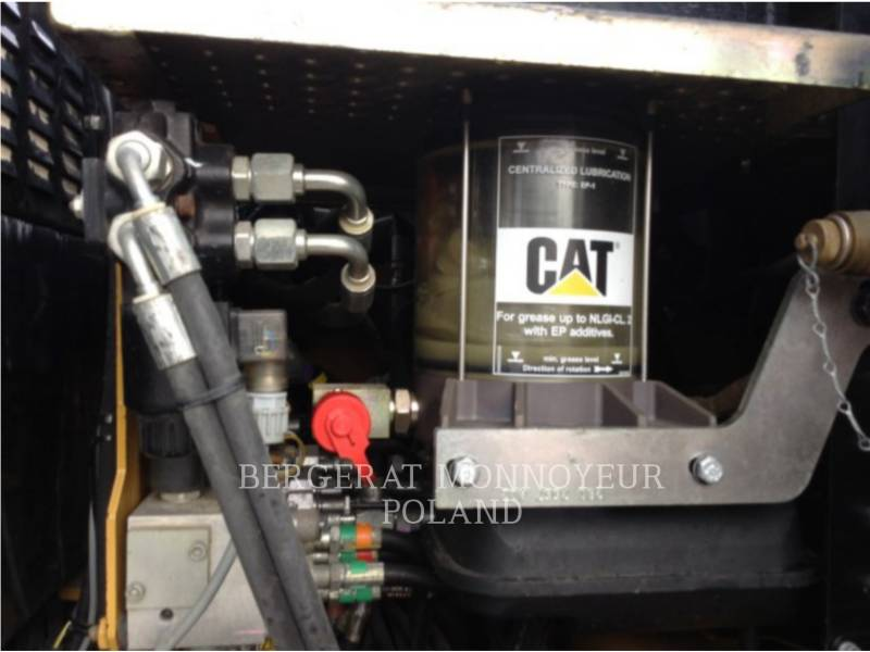 CATERPILLAR MOBILBAGGER M315/D equipment  photo 8