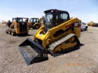 CATERPILLAR スキッド・ステア・ローダ 279D XPS equipment  photo 4