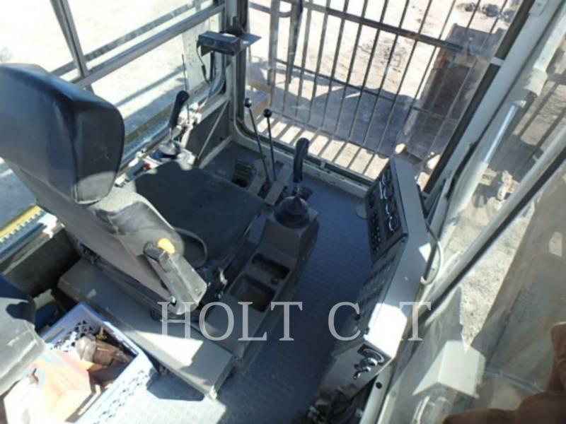 CATERPILLAR TRACK EXCAVATORS 6015 equipment  photo 5