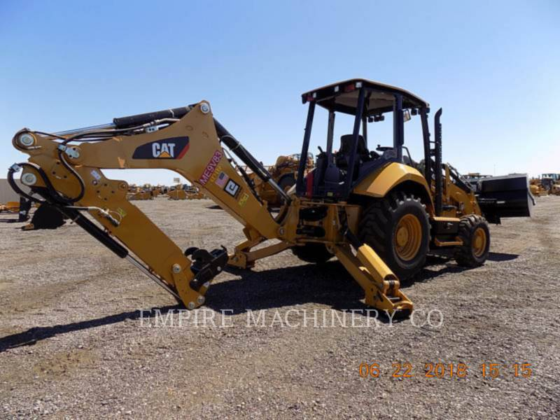 CATERPILLAR RETROESCAVADEIRAS 420F2IT equipment  photo 2
