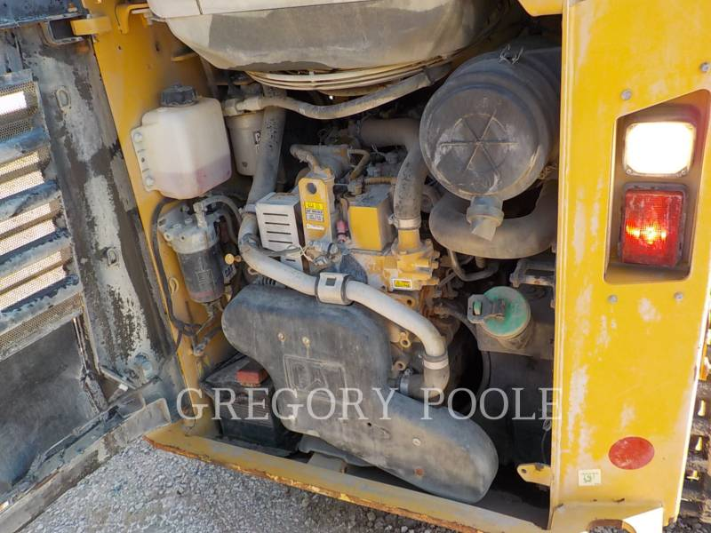 CATERPILLAR CARGADORES MULTITERRENO 259D equipment  photo 15