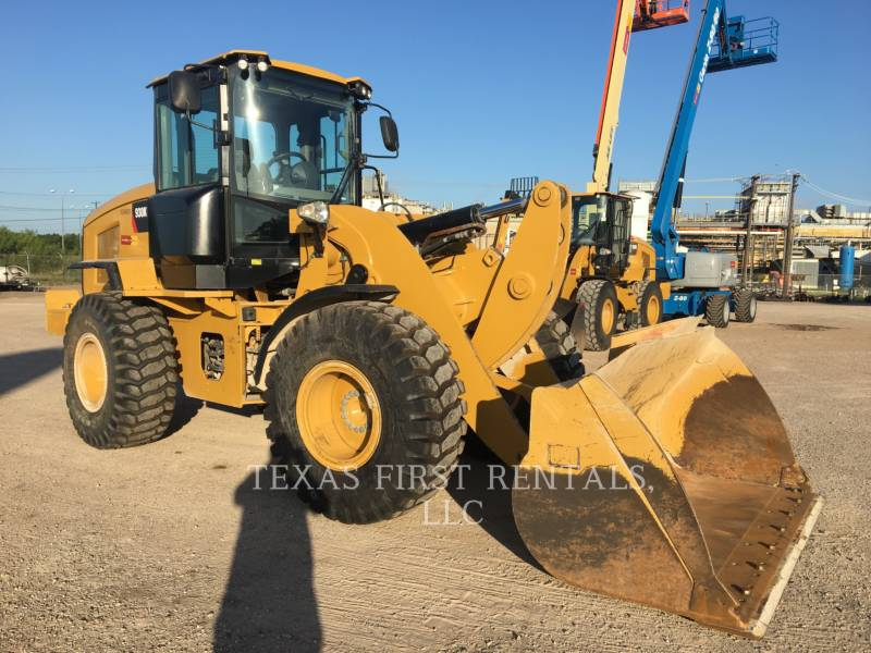 CATERPILLAR CARGADORES DE RUEDAS 930 K equipment  photo 4