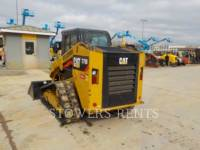 CATERPILLAR MULTI TERRAIN LOADERS 279D CAB equipment  photo 3