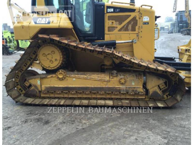 CATERPILLAR KETTENDOZER D6NMP equipment  photo 8