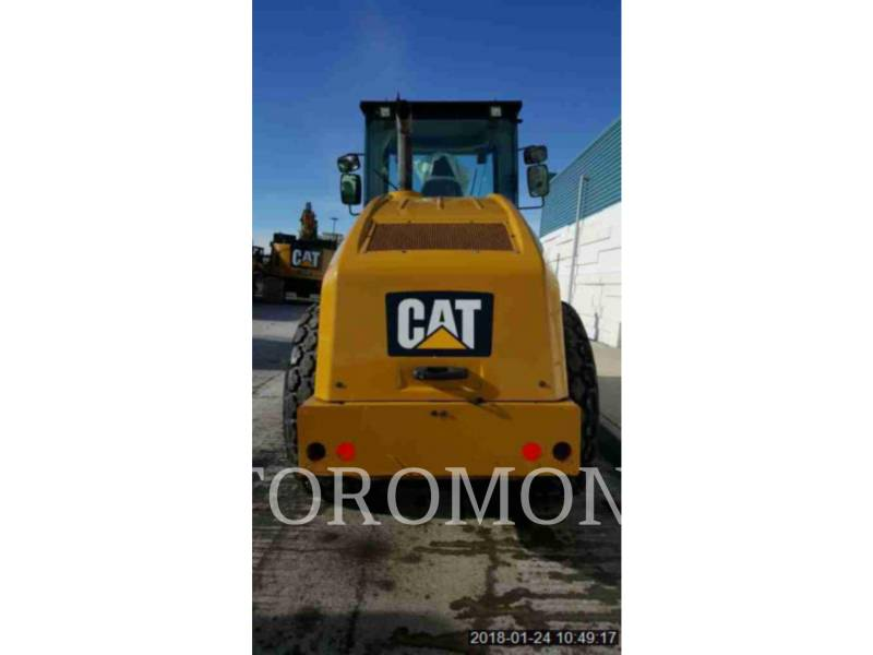 CATERPILLAR COMPACTORS CS66B equipment  photo 4