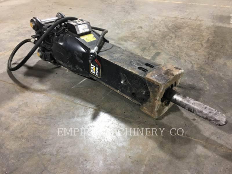 Caterpillar UL – CIOCAN H120ES equipment  photo 1