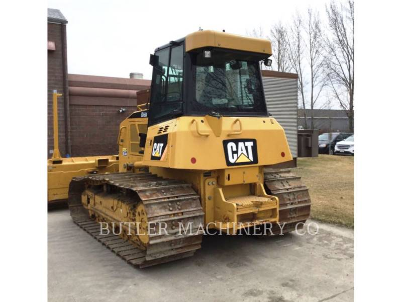 CATERPILLAR TRACK TYPE TRACTORS D 6 K LGP equipment  photo 3