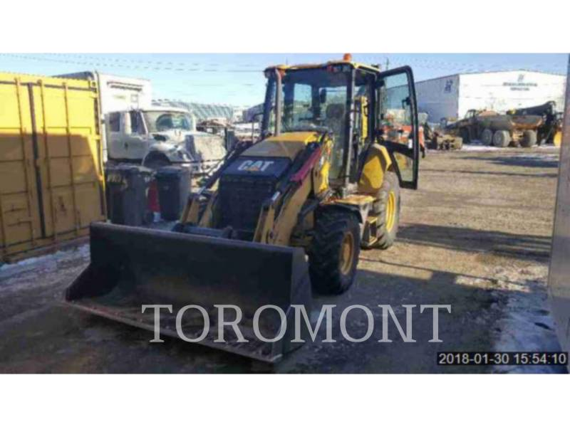CATERPILLAR RETROEXCAVADORAS CARGADORAS 420F2ITLRC equipment  photo 2