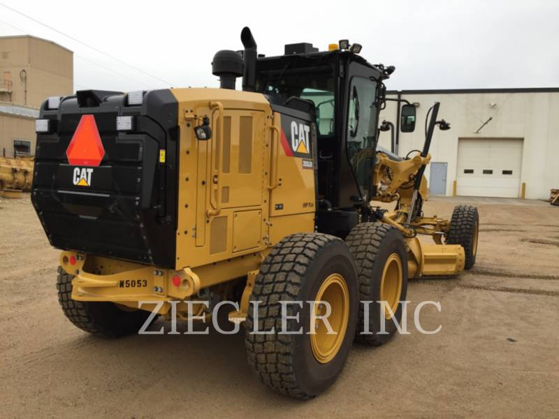 CATERPILLAR NIVELEUSES 140M2AWD equipment  photo 2