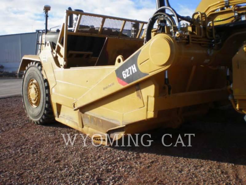 CATERPILLAR WHEEL TRACTOR SCRAPERS 627H equipment  photo 6