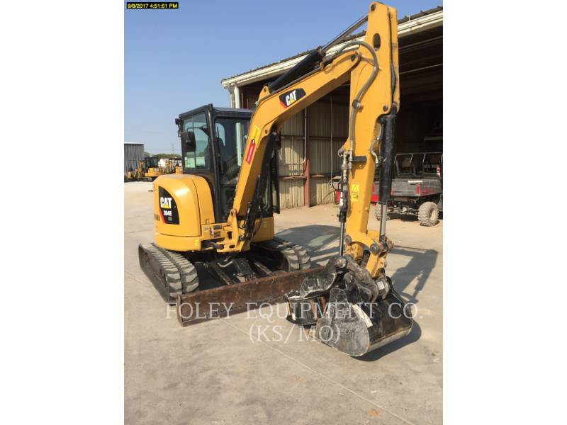 CATERPILLAR EXCAVADORAS DE CADENAS 304ECRLC equipment  photo 1
