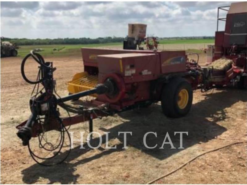 NEW HOLLAND LTD. MATERIELS AGRICOLES POUR LE FOIN BC5070 HAYLINER equipment  photo 5