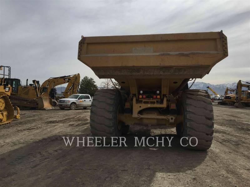 Caterpillar CAMIOANE ARTICULATE 740B TG equipment  photo 8
