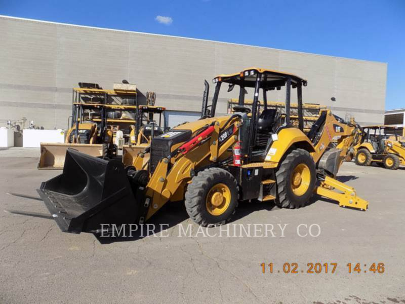 CATERPILLAR BACKHOE LOADERS 420F2 HRC equipment  photo 4