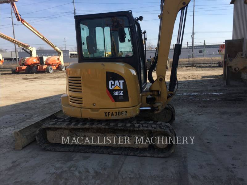 CATERPILLAR EXCAVADORAS DE CADENAS 305ECR equipment  photo 2