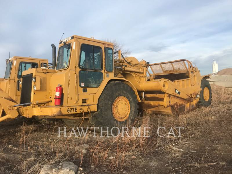 CATERPILLAR WHEEL TRACTOR SCRAPERS 627EPP equipment  photo 1