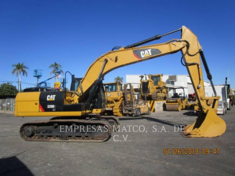 CATERPILLAR EXCAVADORAS DE CADENAS 320 D 2 GC equipment  photo 1
