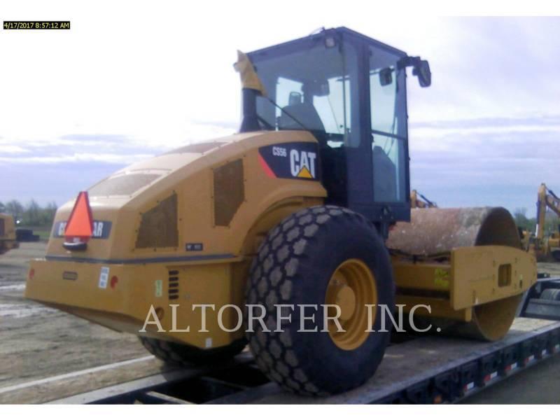 CATERPILLAR COMPACTADORES DE SUELOS CS56 equipment  photo 3