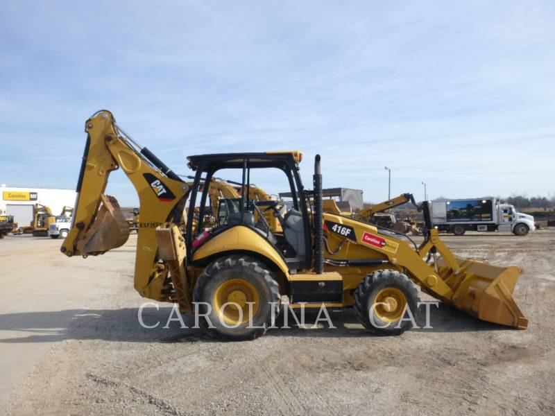 CATERPILLAR CHARGEUSES-PELLETEUSES 416F ST equipment  photo 5