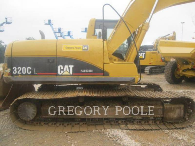 Caterpillar EXCAVATOARE PE ŞENILE 320C L equipment  photo 12