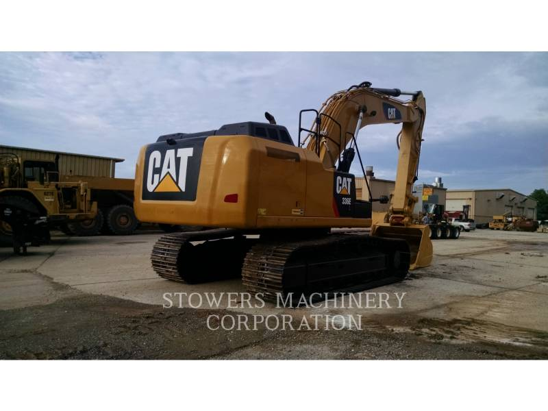 CATERPILLAR EXCAVADORAS DE CADENAS 336EL HAM equipment  photo 3