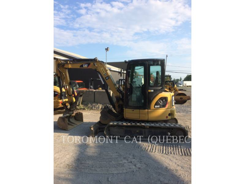 CATERPILLAR TRACK EXCAVATORS 304CCR equipment  photo 2