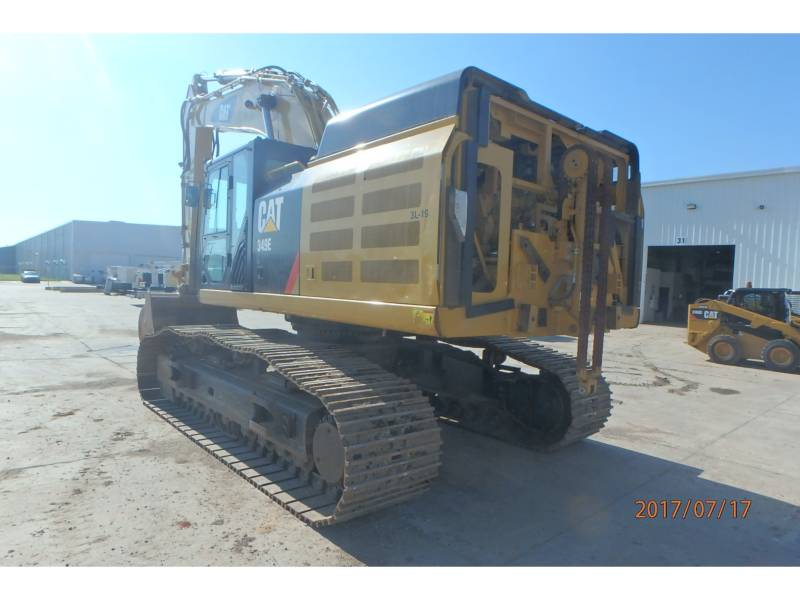 CATERPILLAR EXCAVADORAS DE CADENAS 349ELVG equipment  photo 4