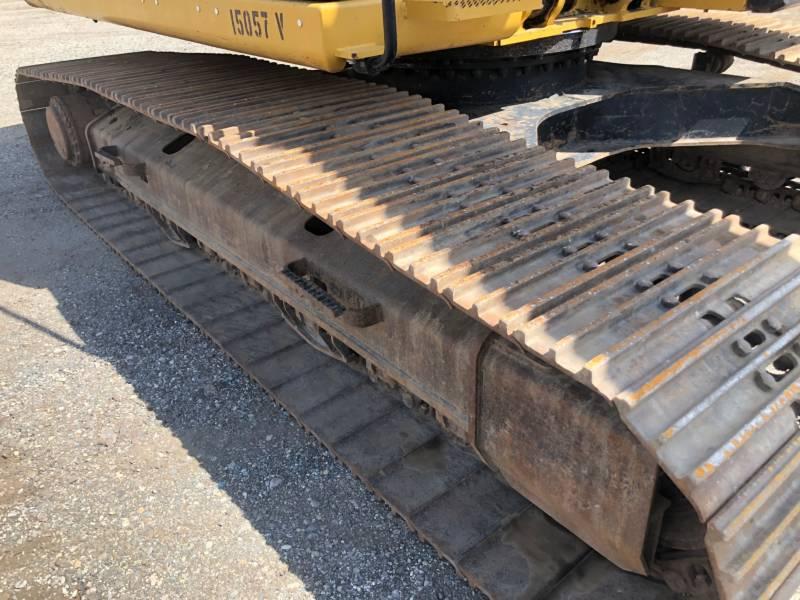 CATERPILLAR TRACK EXCAVATORS 324 E L equipment  photo 17
