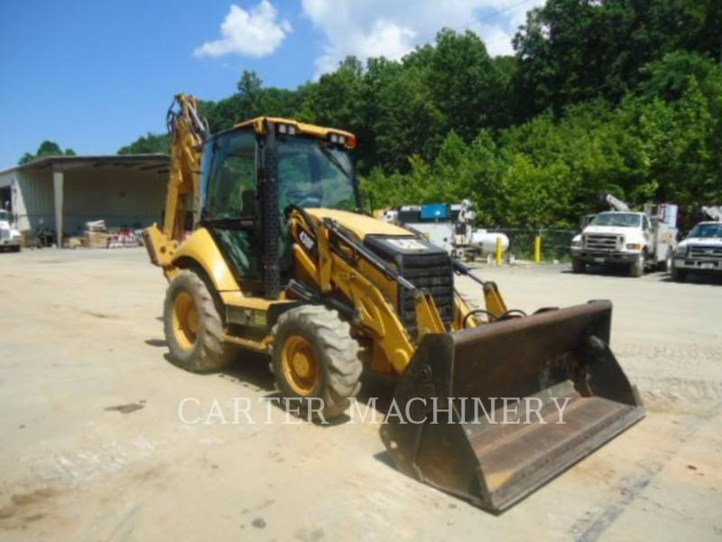 CATERPILLAR BAGGERLADER 430FIT equipment  photo 1