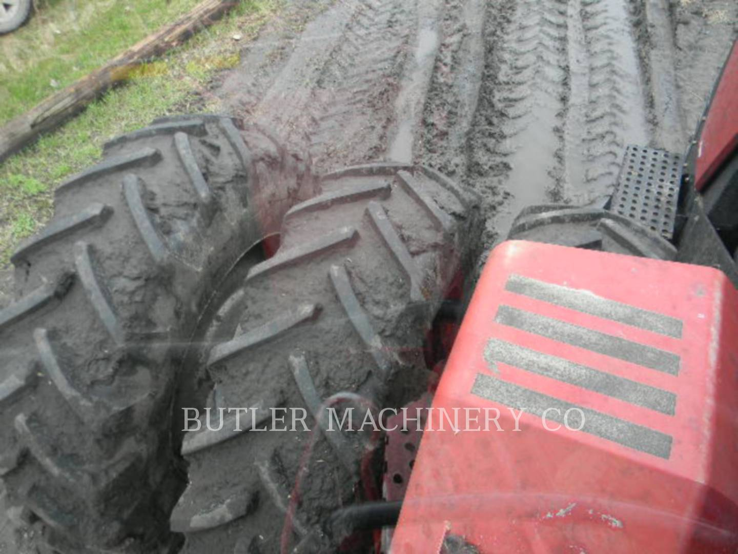 Detail photo of 2002 Case IH STX375 from Construction Equipment Guide