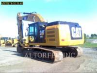 CATERPILLAR KETTEN-HYDRAULIKBAGGER 329EL TH equipment  photo 1