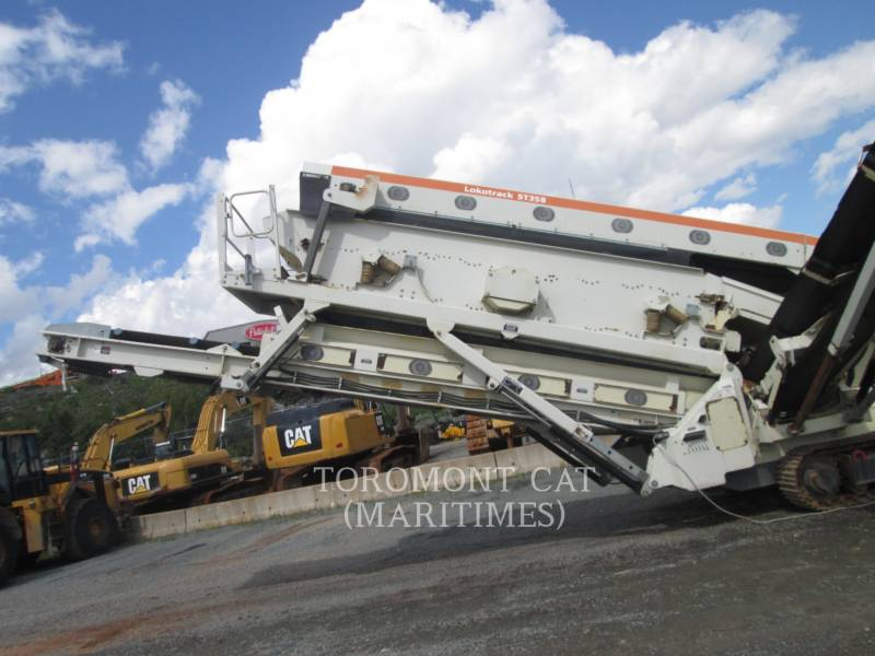 METSO CRIBLES ST358 equipment  photo 10