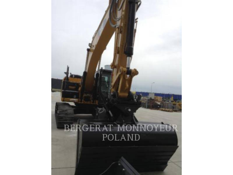 CATERPILLAR EXCAVADORAS DE CADENAS 320 E L equipment  photo 3