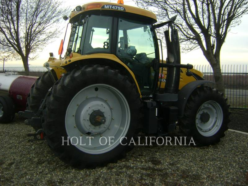 CHALLENGER TRACTEURS AGRICOLES MT475D   GT10851 equipment  photo 3