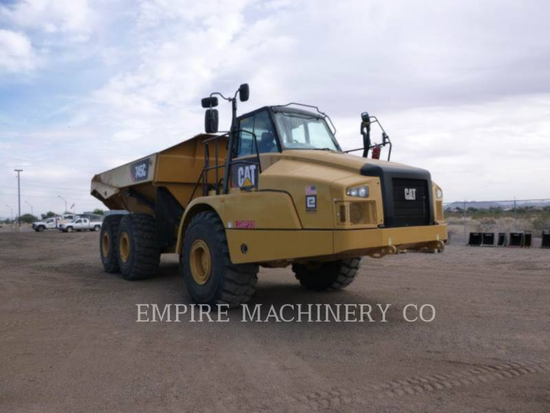 CATERPILLAR ダンプ・トラック 745C equipment  photo 1