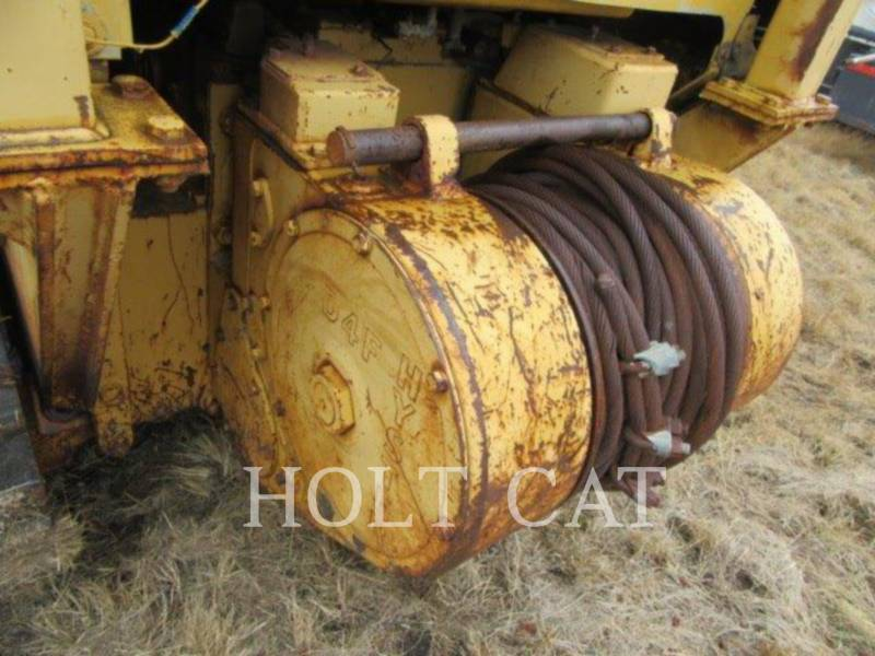 CATERPILLAR CARGADORES DE CADENAS 955L equipment  photo 11