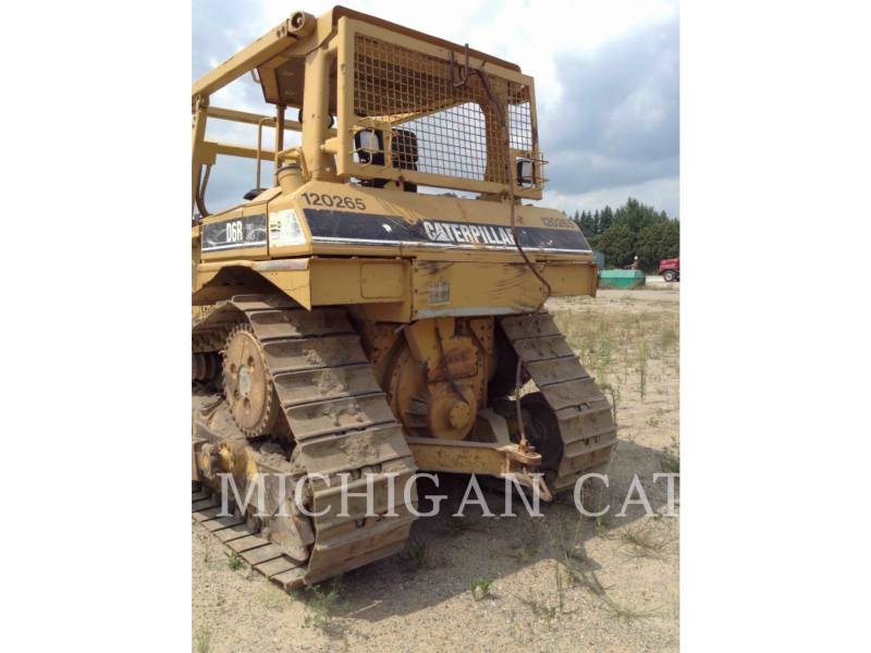 CATERPILLAR TRACK TYPE TRACTORS D6RXL equipment  photo 5