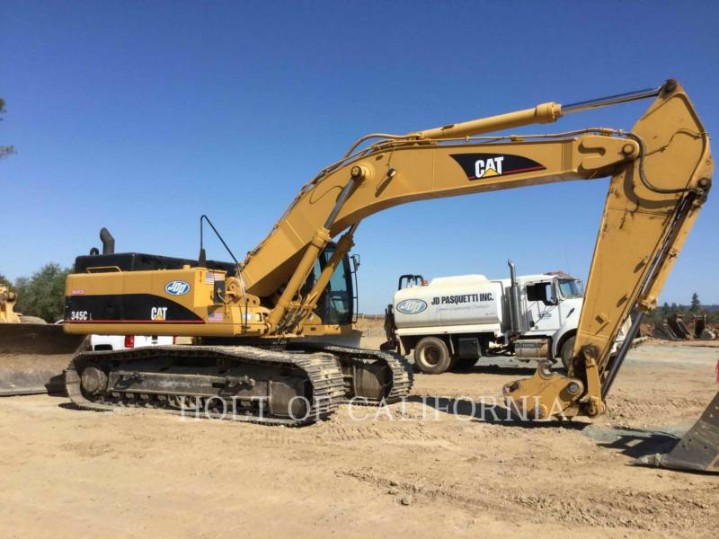 CATERPILLAR EXCAVADORAS DE CADENAS 345CL equipment  photo 3