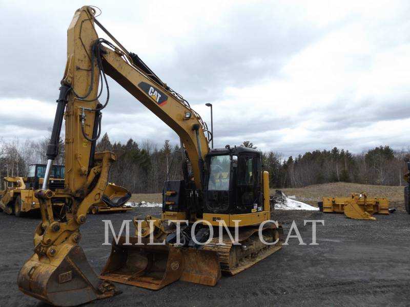 CATERPILLAR トラック油圧ショベル 314E L CR equipment  photo 1