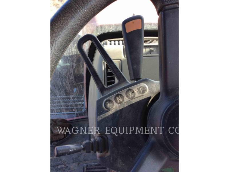 CASE AG TRACTORS MX215 equipment  photo 8