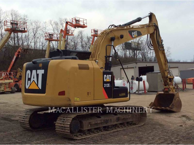 CATERPILLAR EXCAVADORAS DE CADENAS 312E equipment  photo 21