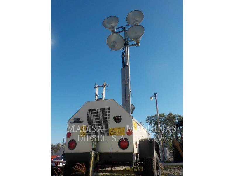 TEREX CORPORATION TORRE DE ALUMBRADO RL4000 equipment  photo 7
