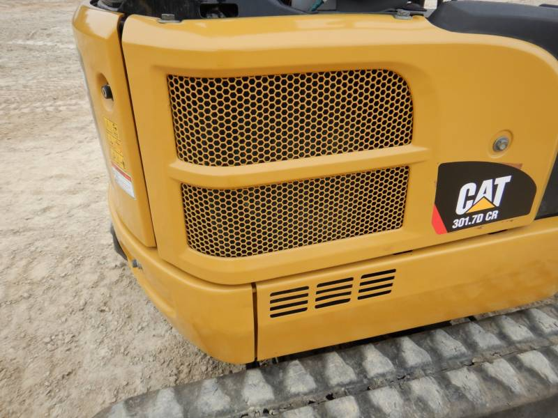 CATERPILLAR PELLES SUR CHAINES 301.7DCR equipment  photo 22