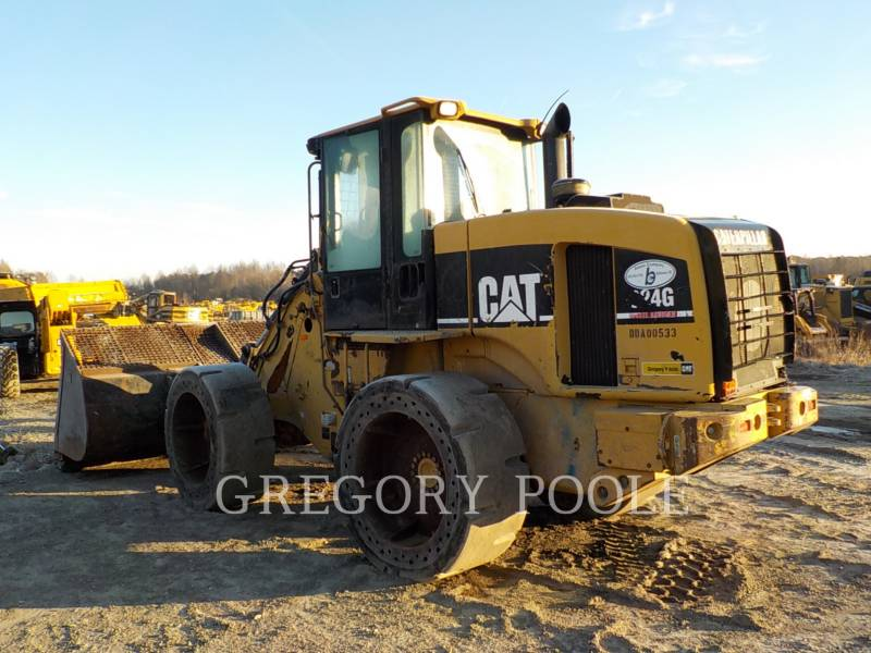 CATERPILLAR PALE GOMMATE/PALE GOMMATE MULTIUSO 924G equipment  photo 7