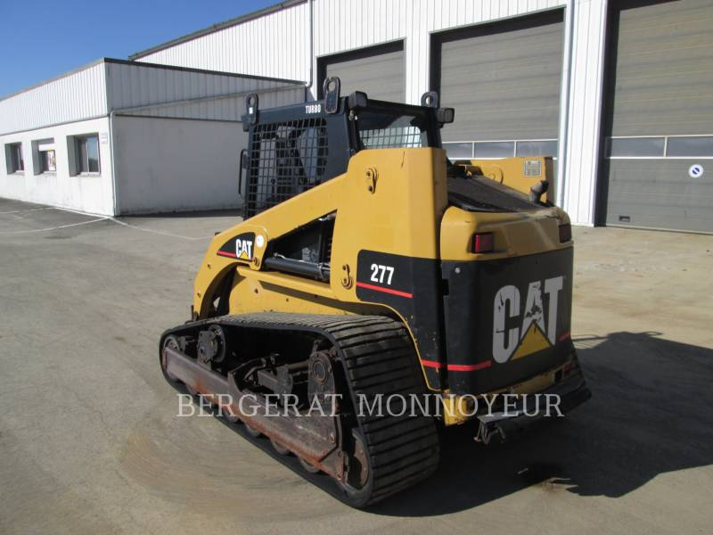 CATERPILLAR DELTALADER 277 equipment  photo 5