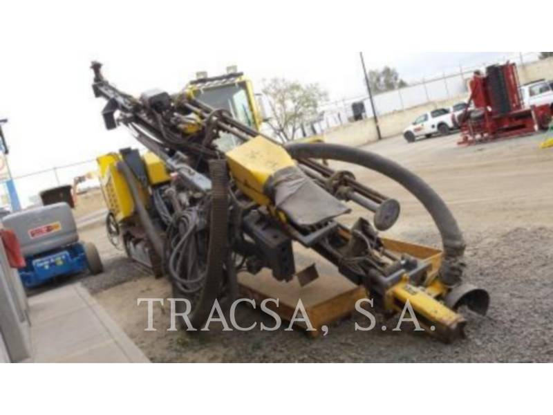 ATLAS-COPCO HYDRAULIC TRACK DRILLS ECM-585 equipment  photo 2
