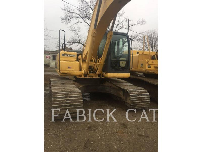 KOBELCO / KOBE STEEL LTD EXCAVADORAS DE CADENAS SK210 equipment  photo 5